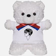 Music Chick Teddy Bear