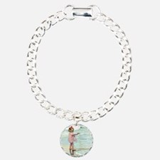 Child at the beach Bracelet