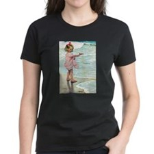 Child at the beach Tee