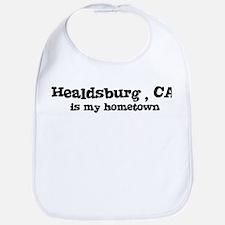 Healdsburg - hometown Bib