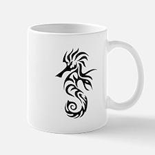 Tribal Seahorse Mug