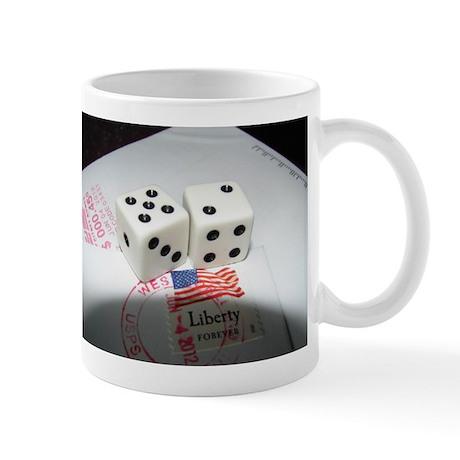 LIBERTY DICE™ Mug