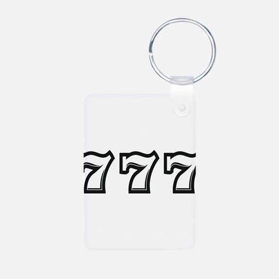 Triple 7s Keychains
