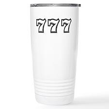 Triple 7s Travel Mug