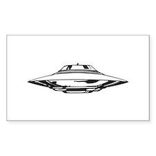 UFO Decal