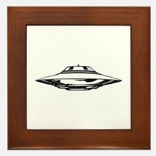 UFO Framed Tile