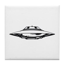 UFO Tile Coaster