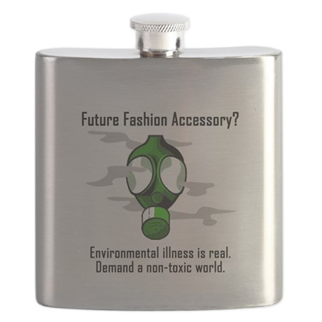 Non-toxic world Flask