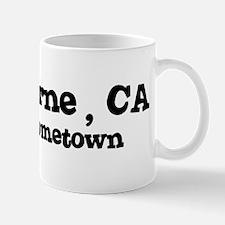 Hawthorne - hometown Mug