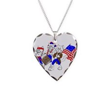 Spirit of '76 CATS Necklace