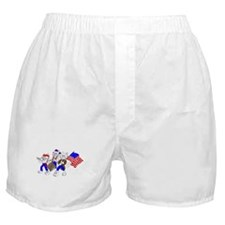 Spirit of '76 CATS Boxer Shorts