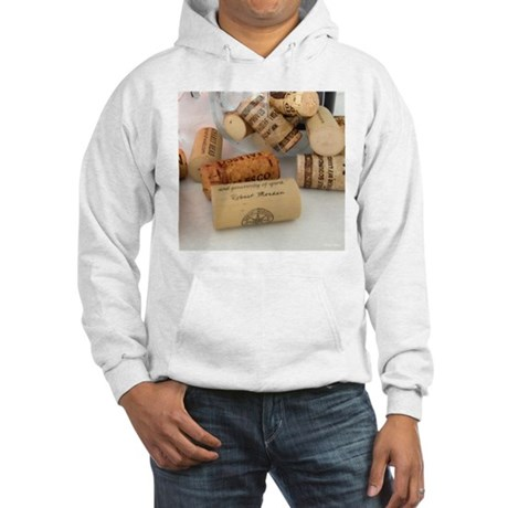 Corks Hooded Sweatshirt