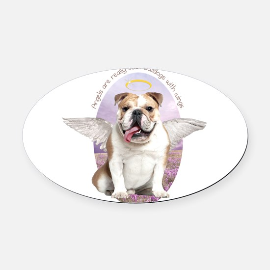 Dont Bully My Breed Car Magnets Cafepress