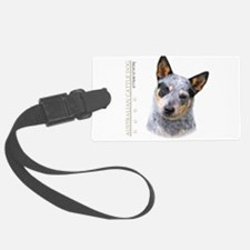 portrait9.png Luggage Tag