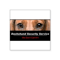 security.png Square Sticker 3