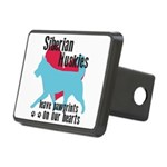 pawprints.png Rectangular Hitch Cover