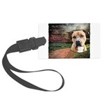 godmadedogs.png Large Luggage Tag