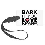 BARK.png Large Luggage Tag