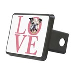 love.png Rectangular Hitch Cover