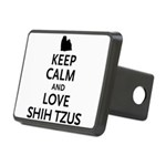 keepcalm.png Rectangular Hitch Cover