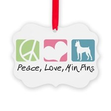 peacedogs.png Ornament