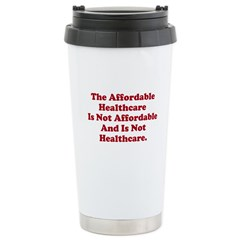 Afordable Healthcare 2 Travel Mug