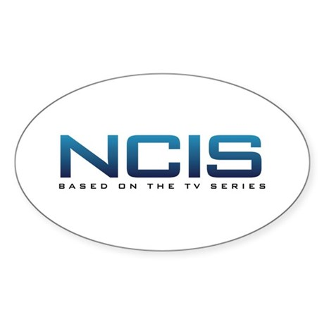 ncis Sticker (Oval)