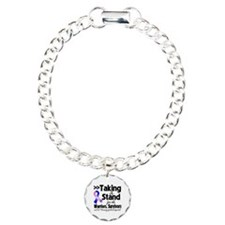Stand Male Breast Cancer Bracelet