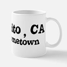 Montecito - hometown Mug