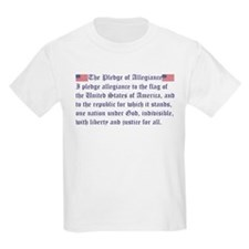 The Pledge of Allegiance T-Shirt
