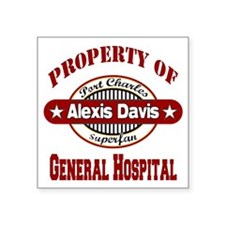 PROPERTY of GH Alexis Davis copy.png Square Sticke