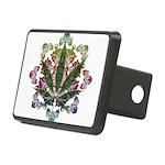 Weeds emblem copy.png Rectangular Hitch Cover