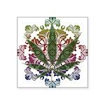 Weeds emblem copy.png Square Sticker 3
