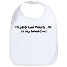 Capistrano Beach - hometown Bib