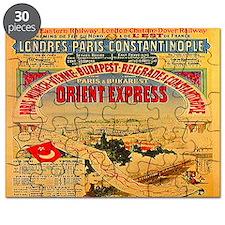 Orient Express Puzzle