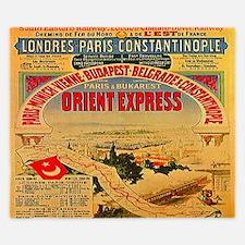 Orient Express King Duvet