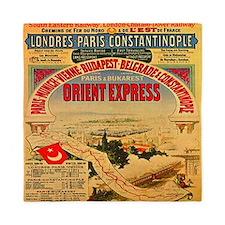 Orient Express Queen Duvet