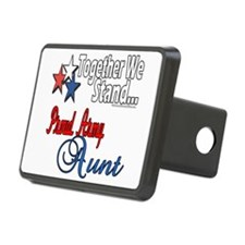 Proud Army Aunt Hitch Cover