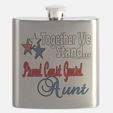 Coast Guard Aunt Flask