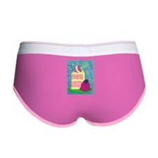 Beet & Prune Cake Women's Boy Brief
