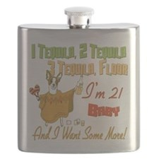 Tequila Birthday 21.png Flask