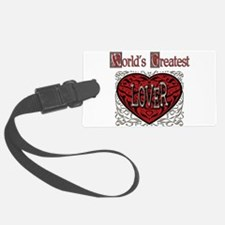 GreatestFracturedLover.png Luggage Tag