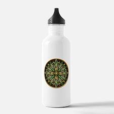 Native American Rosette 11 Water Bottle