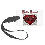 GreatestFracturedTemptation.png Large Luggage Tag