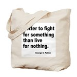 Fight for Something Tote Bag