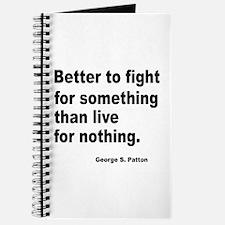 Fight for Something Journal