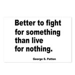 Fight for Something Postcards (Package of 8)