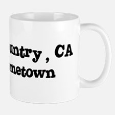 Canyon Country - hometown Mug
