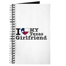 I Love My Texas Girlfriend Journal