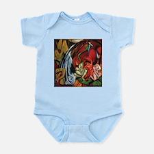 Franz Marc The Waterfall Infant Bodysuit
